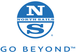 Logo North Sails, Aspro Grand Surprise